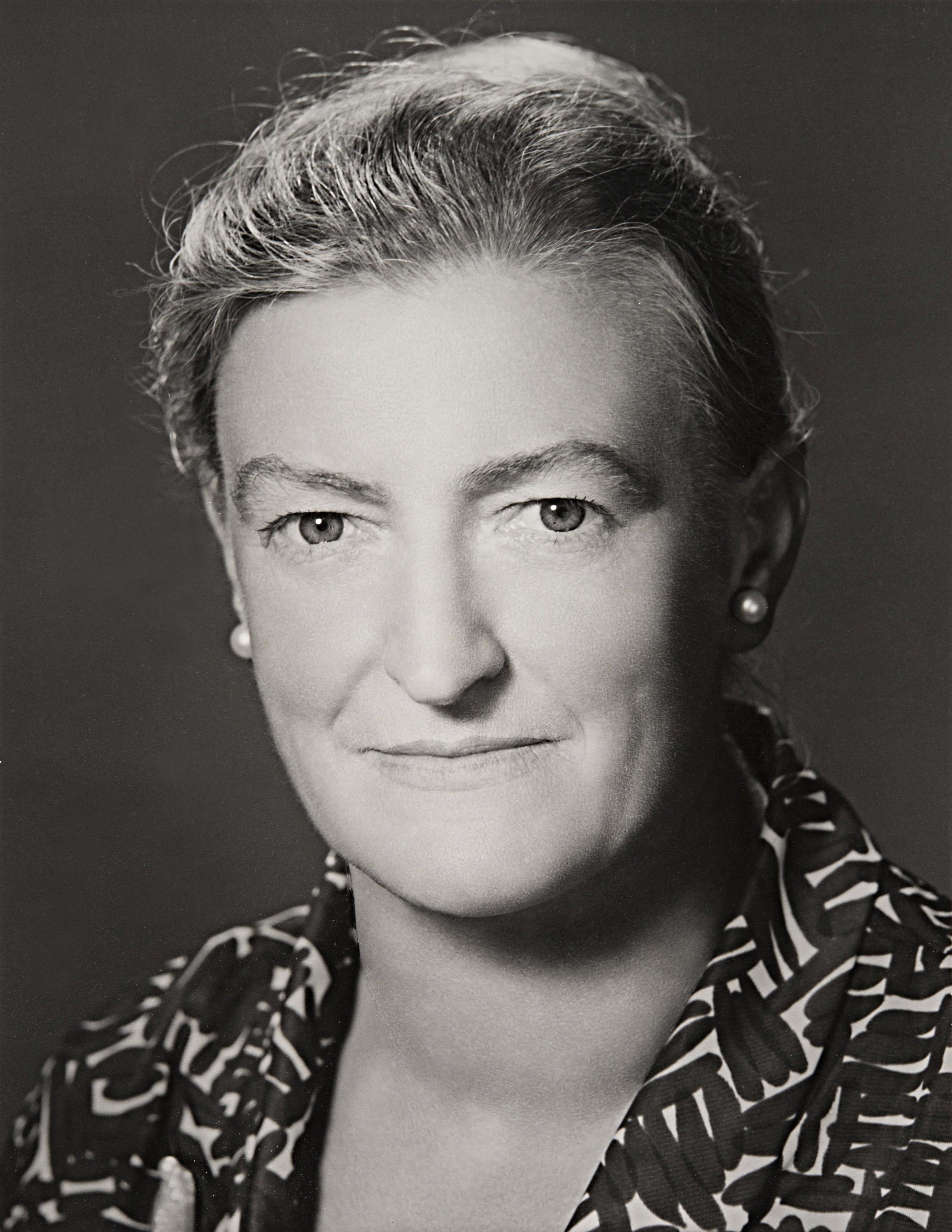 Dr Margaret Henderson, consultant physician