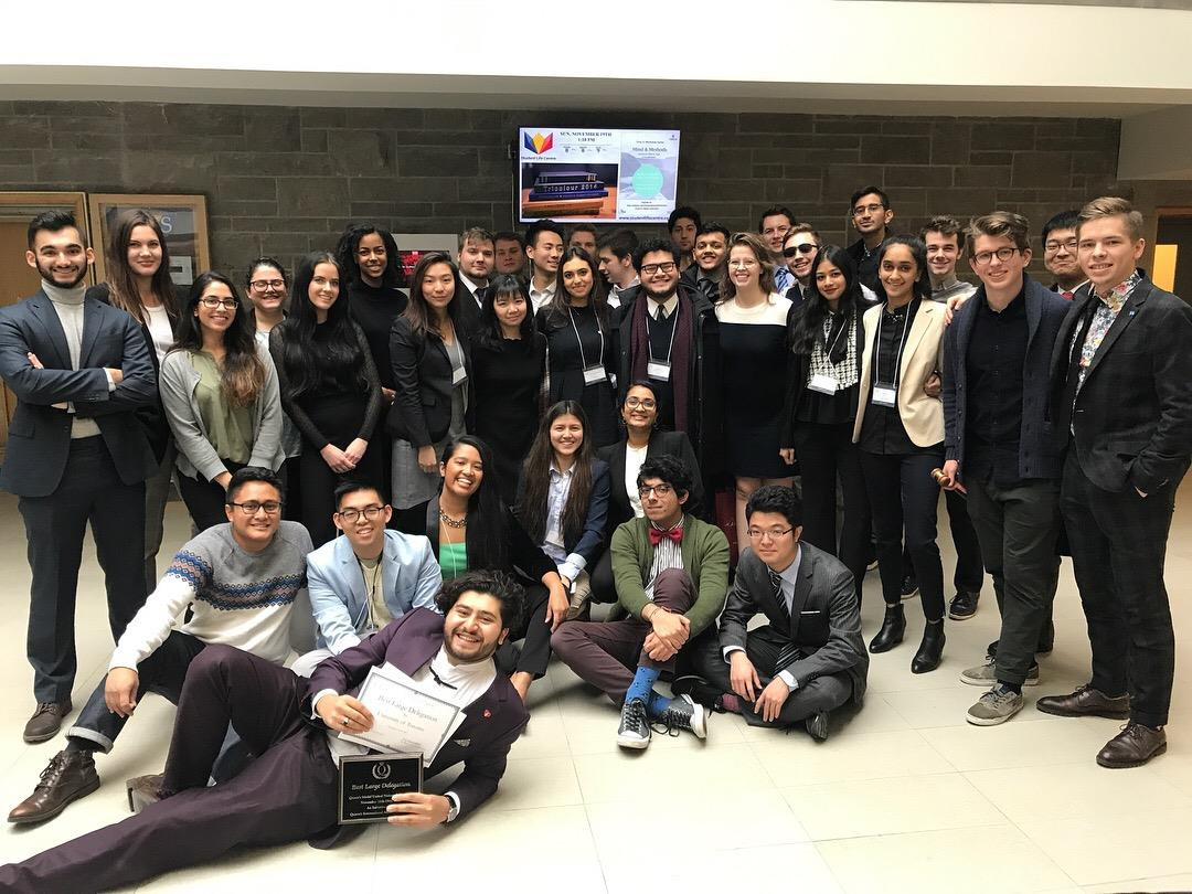 Queen's Model United Nations Invitational 2017