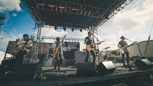 Some days I play Rock and Roll music with my friends. #605summerclassic 📷: @alexuncharted