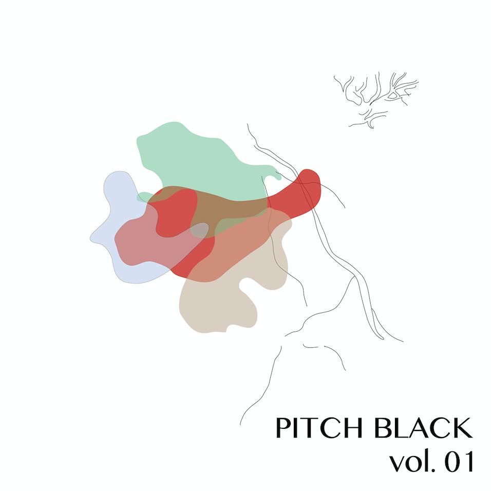 Tikuna - Pitch Black, vol. 1 (2016)  PASR Musikverlag/Tikuna (Vienna)