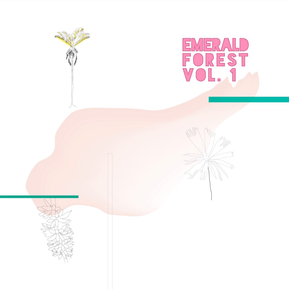 Tikuna - Emerald Forest, vol. 1 (2016)  PASR Musikverlag/Tikuna (Vienna)