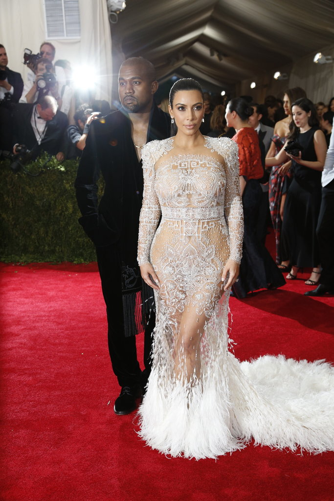 I know people have mixed feelings about this but Kim is one of my style icons and I think she looks fabulous