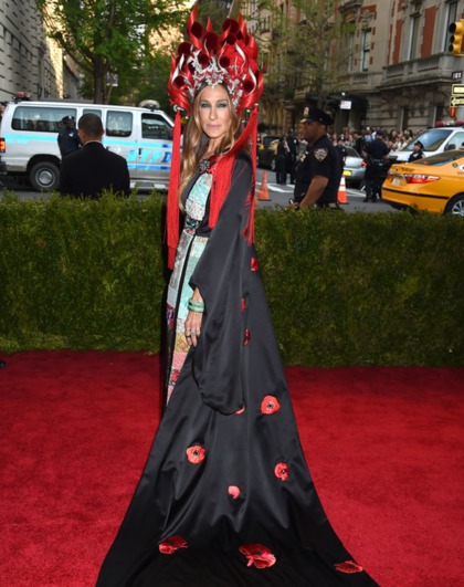 It's Sarah Jessica Parker...Need I say more?