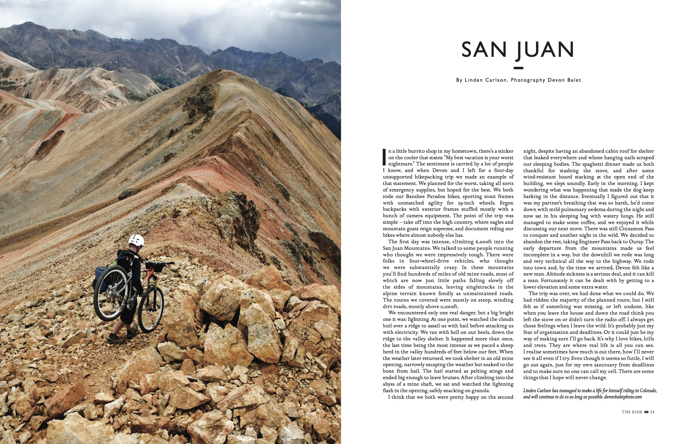 theridejournal#5