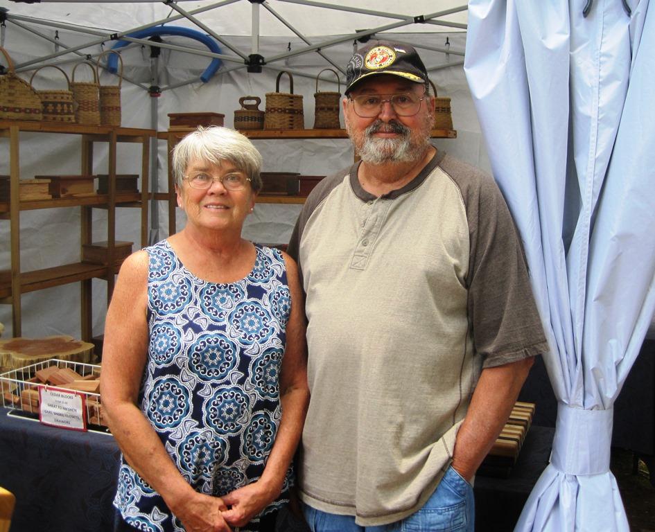 Kathleen & Larry Maes