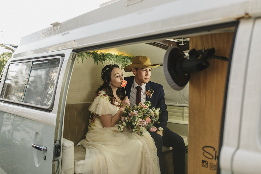 White Shanty Wedding by Alixann Loosle