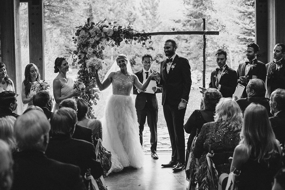 Sundance Wedding by Alixann Loosle