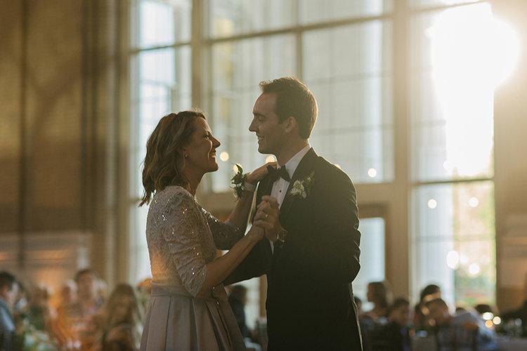 Texas Union Station Wedding by Alixann Loosle