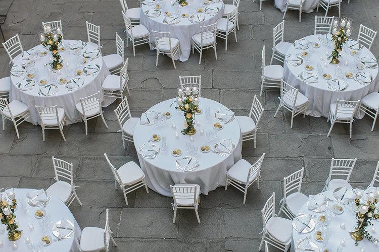 Castello De Vincigliata Wedding by Alixann Loosle