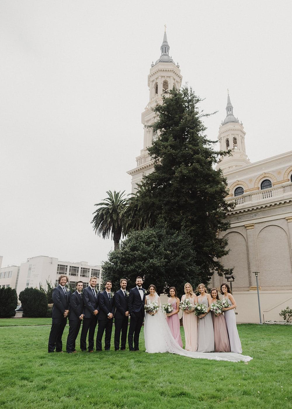 St Ignatius Church Wedding San Francisco119.jpg