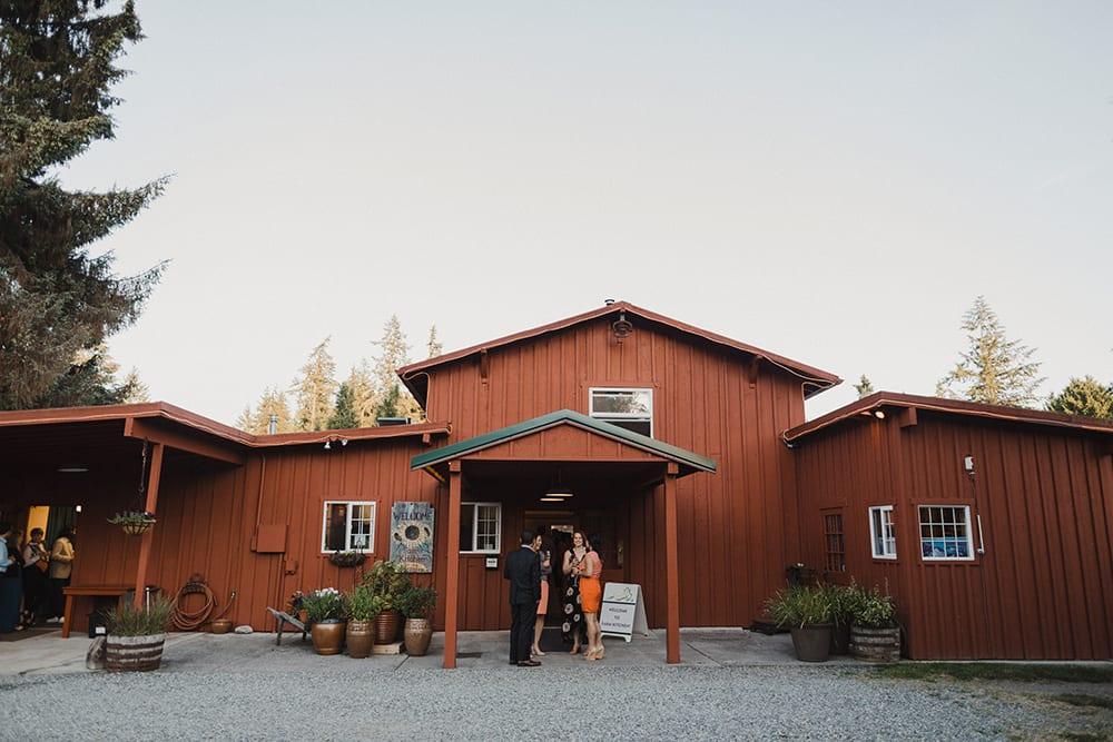 Farm Kitchen Wedding by Alixann Loosle