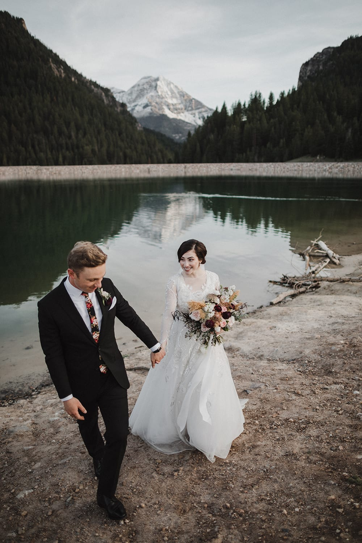 Tibble Fork Reservoir by Alixann Loosle