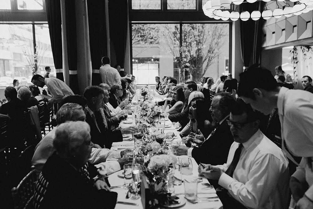 Bluehour Portland Wedding by Alixann Loosle