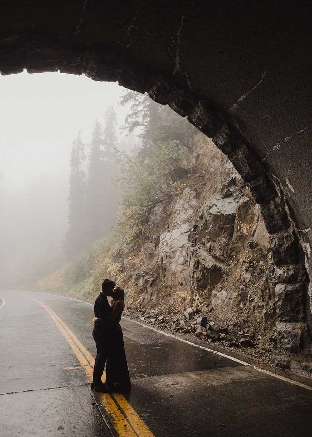 rhiannon + norris - Tipsoo Lake, Washington