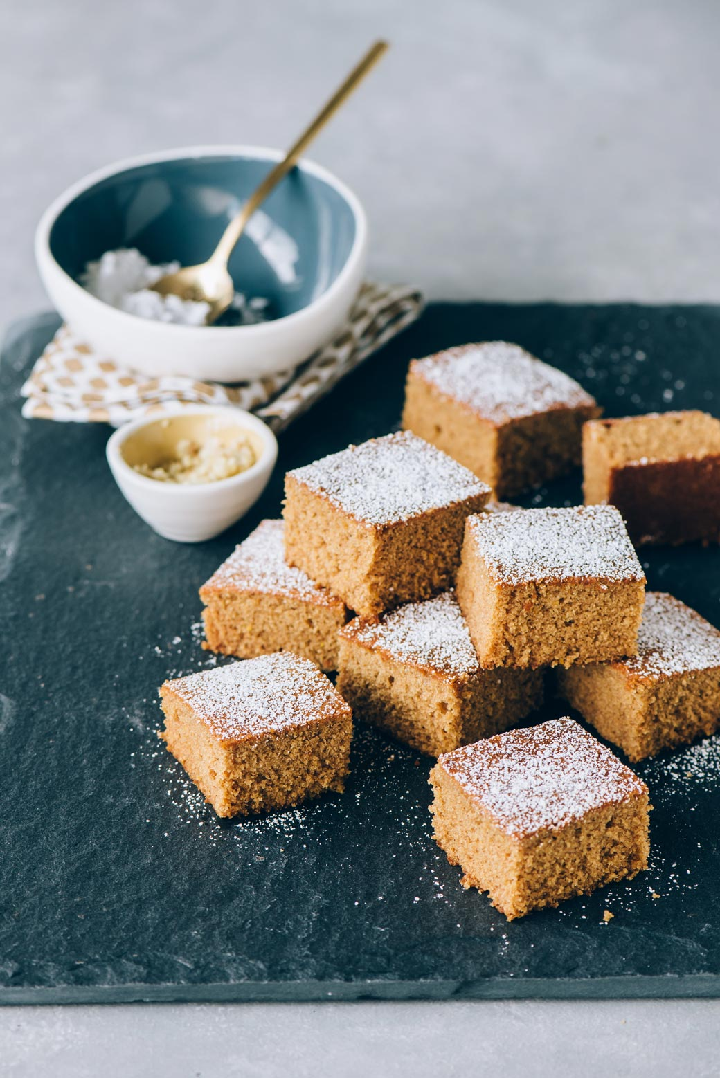 Rachel Korinek Photographer Gingerbread Snack Cake  Click to check out my latest food photography projects.  #twolovesstudio #beautifulcuisine #foodbloggerpro #foodphotography #learnfoodphotography #foodblogger #learnphotography #foodstyling #lightingtips #naturallight #foodphotographer
