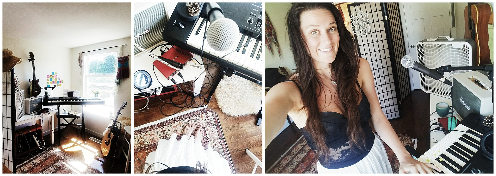cha wilde - recording music - following dreams easy hard try