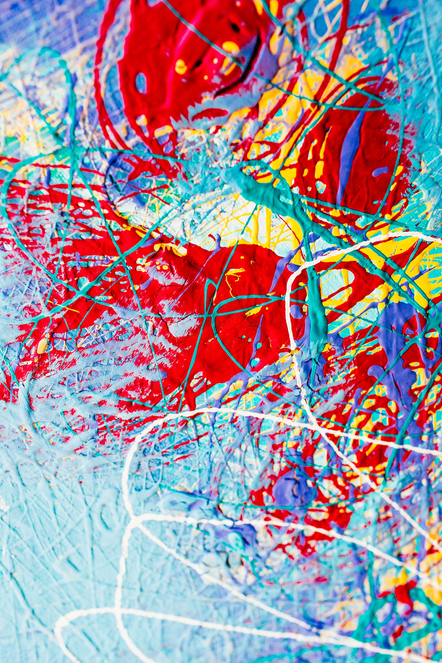 Cha Wilde Paintings - February 2019 - Life, I'm Afraid of Her-3_WEB.jpg