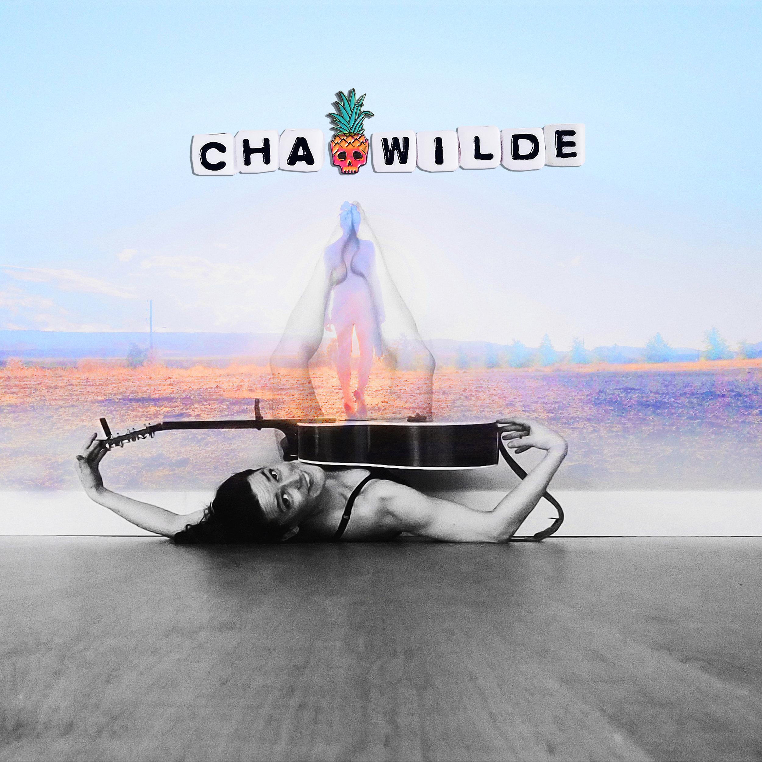 Cha Wilde - Album Cover - Gorge Guitar Girl.jpg