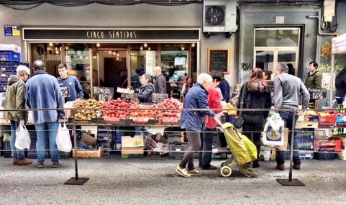 Market Day - Ponferrada