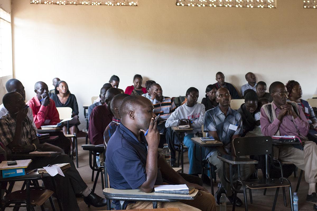 UGANDA: [Bible Study Methods Training]