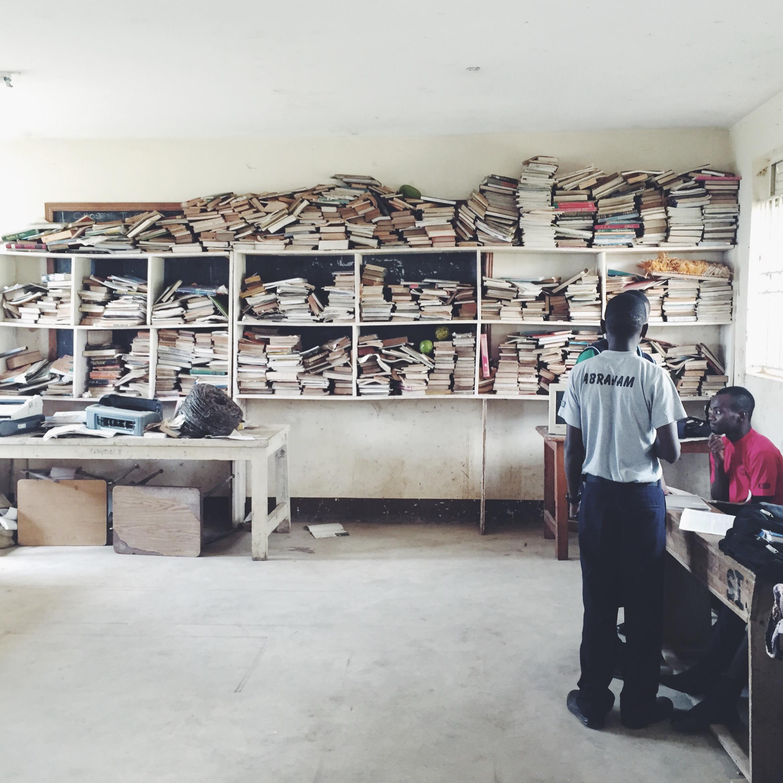 UGANDA: [School Visit] Maranatha High School
