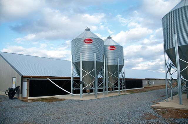 """Vendor Spotlight: """"Cumberland is one of many industry leading manufacturers under the AGCO umbrella addressing the needs of a growing world with solutions to maximize the efficiency and profitability of your operation. Our grain, swine, poultry, fertilizer, seed treatment and egg production brands are leading the way to a healthy future."""" We are honored to offer Cumberland's products that span feed storage and delivery, feed systems, ventilation systems, controllers and more. . . . #equipment #heavyequipment #farmequipment #smallbusiness #agriculture #agri #agricultura #familybusiness"""