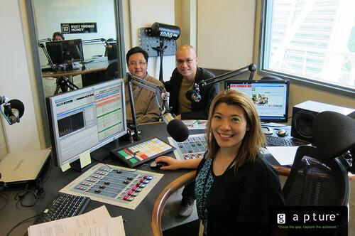 BFM Interview Gapture Founders