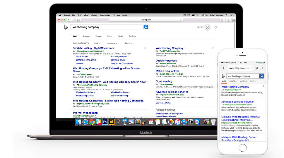 PerformanceAds - Bing Ads