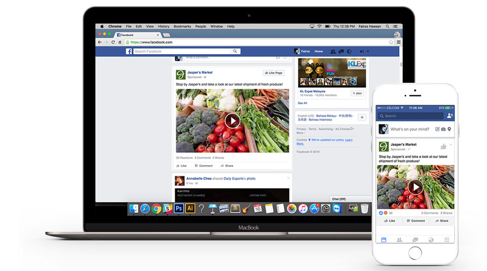 PerformanceAds - Facebook Video Ads