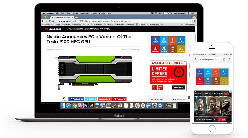 PerformanceAds - Google Banner Ads
