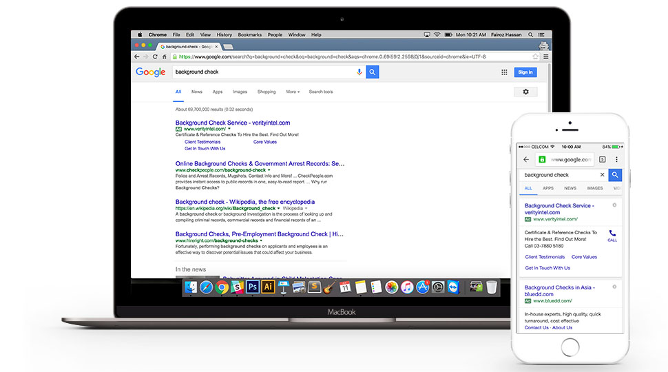 PerformanceAds - Google Search Ads