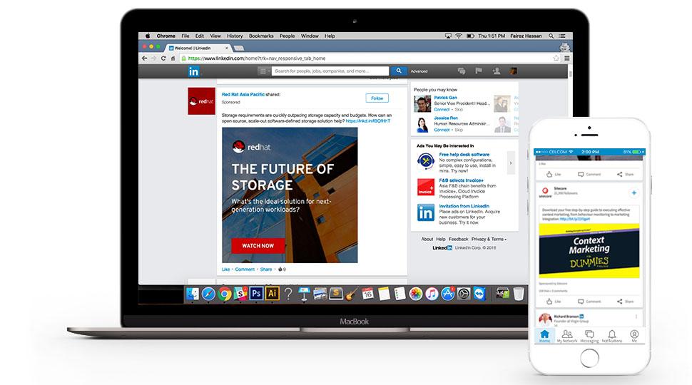 Performance Ads - Linkedin Ads
