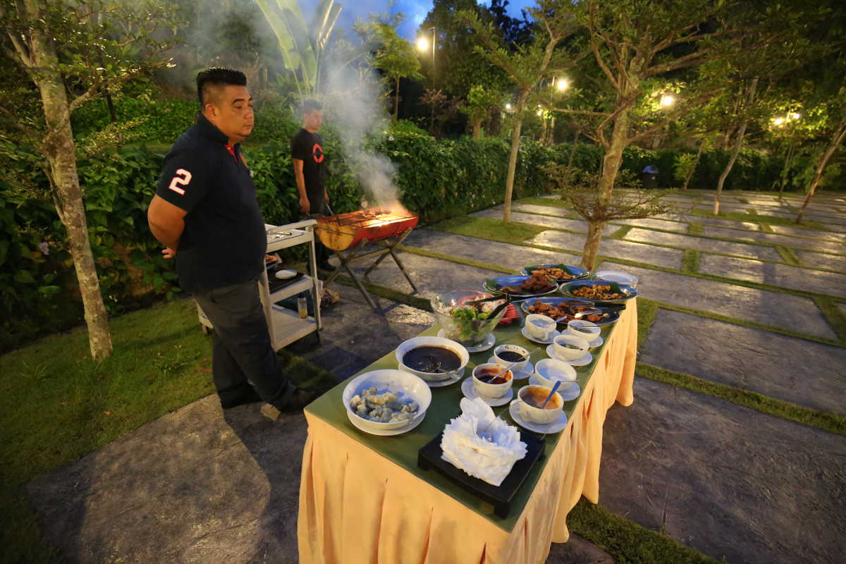 Gapture Malaysia Gapturion Retreat Y2017 at The Acacia Barbecue Pit