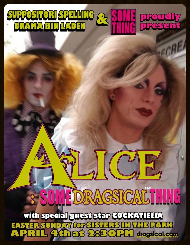 ALICE: SOME DRAGSICAL™ THING
