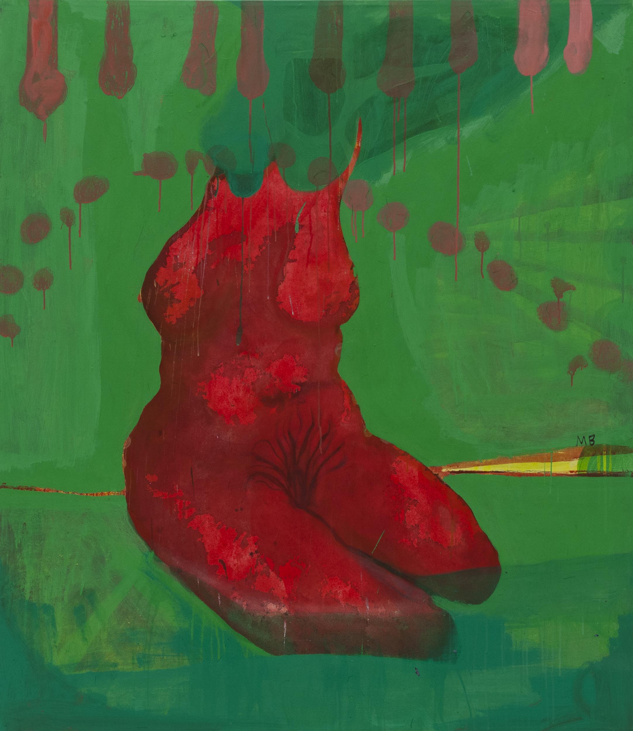 'Uten tittel (Venus)', 2014
