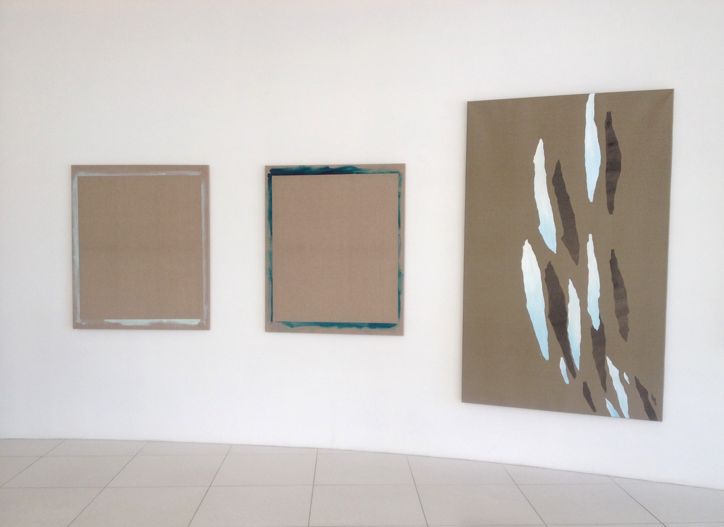 Group show, 2015