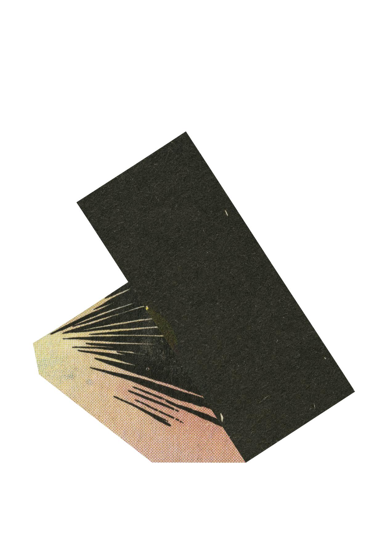Slippages #5, 2015