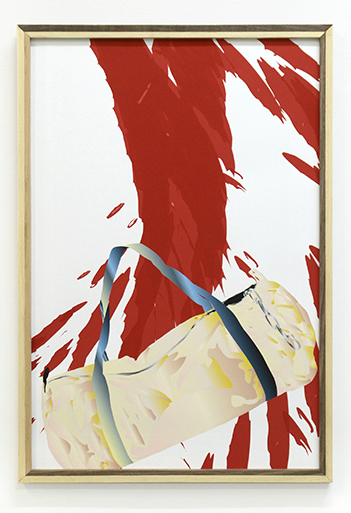 Aurora Sander, 'Fragments of Reluctantly Gourmet', 2014