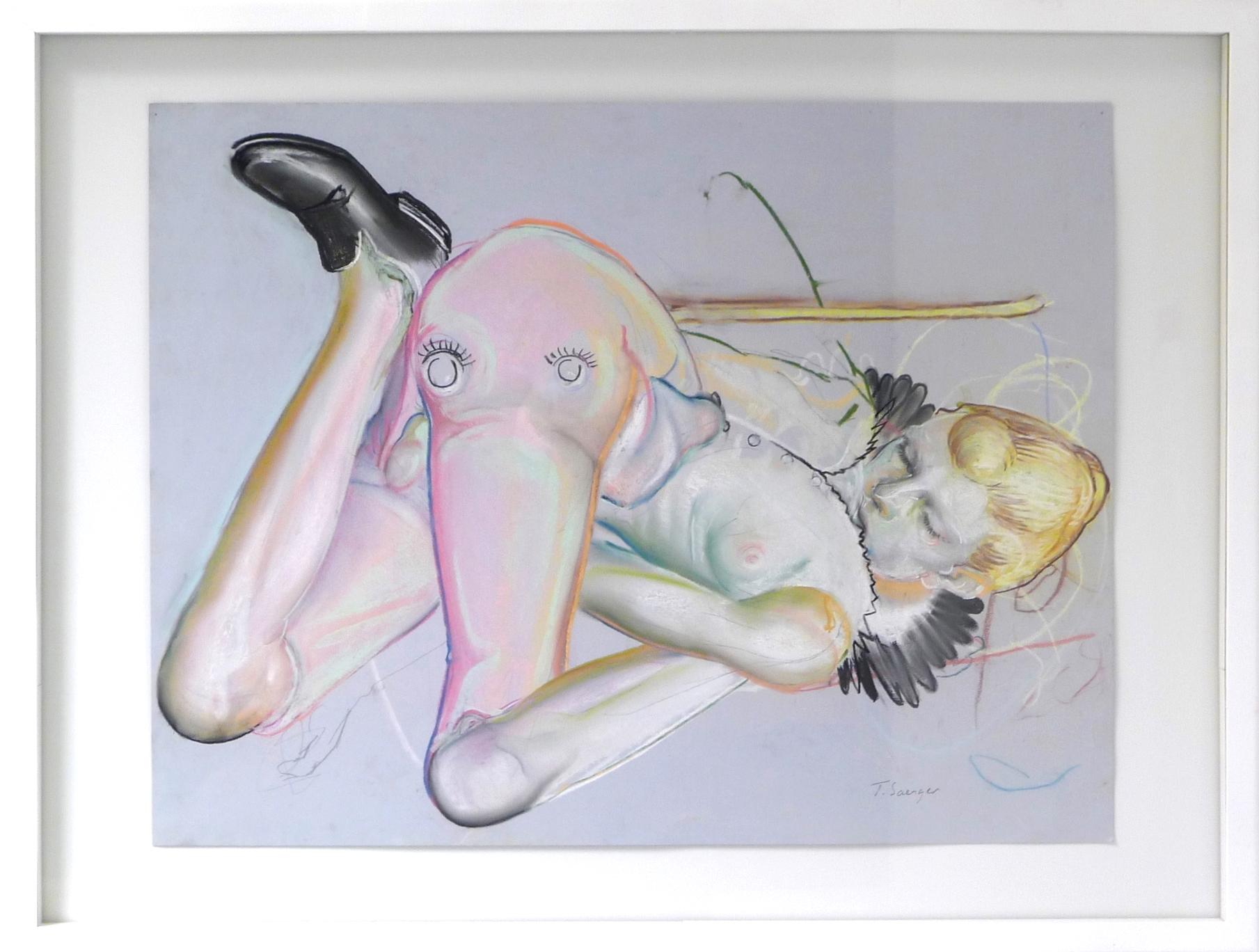 Thomas Saenger, 'The Elephant', 2015