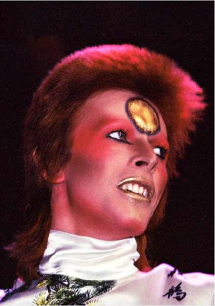 Bowie, Earls Court, 1973