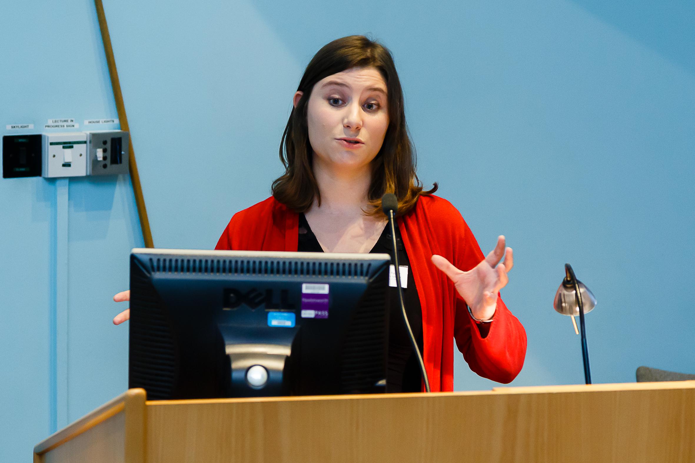 Kate de Rycker - Former University of Kent TEEME Student