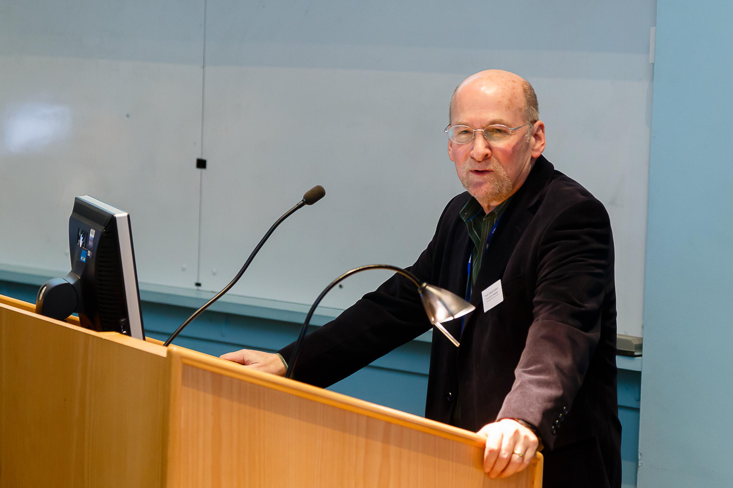 Professor David Solkin - Courtauld Institute of Art