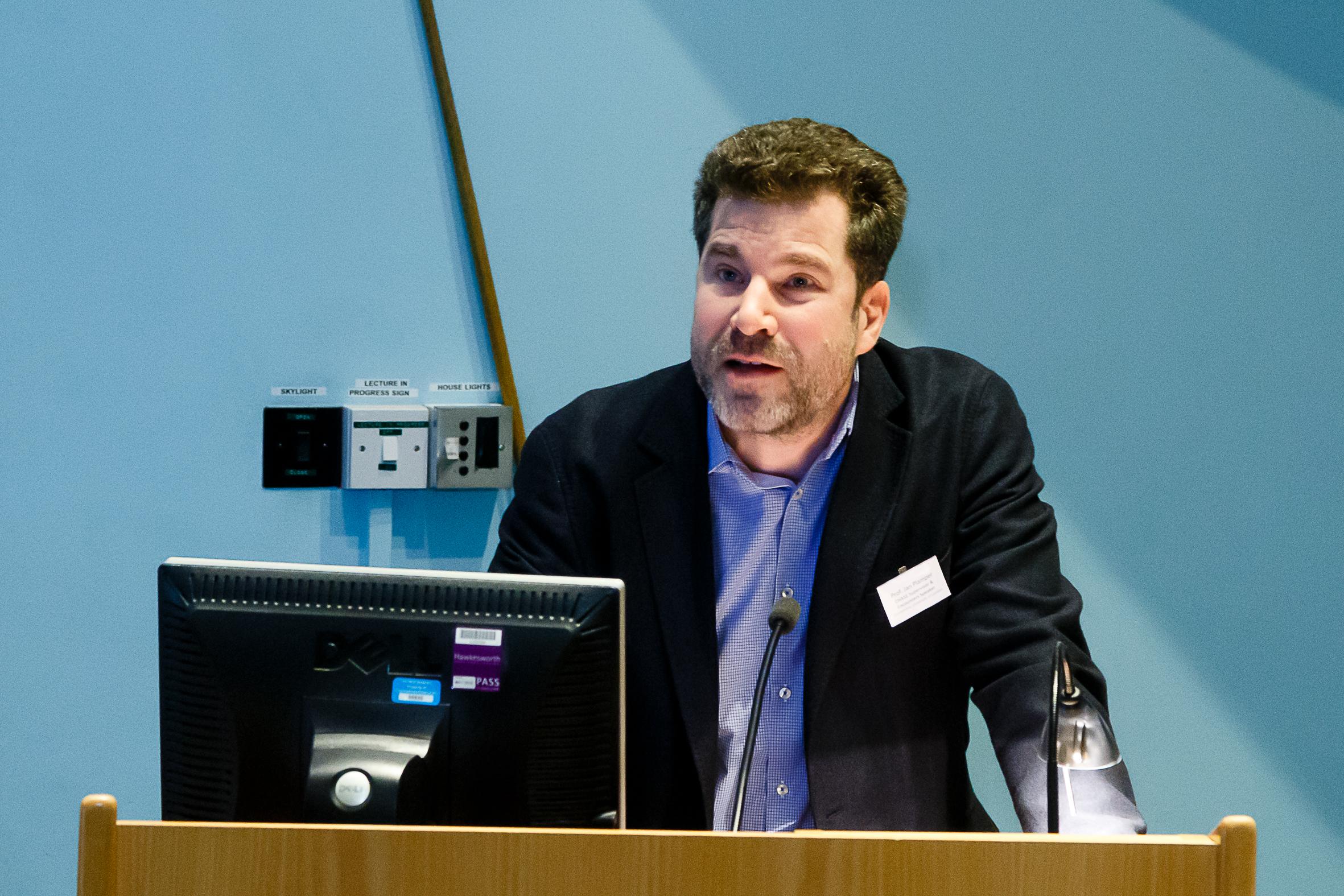 Professor Jan Plamper - Goldsmiths, University of London