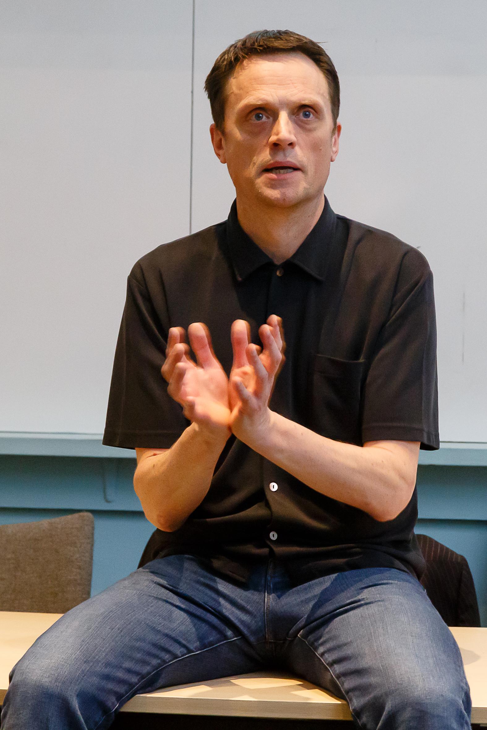 Matthew Taylor - Cheif Executive of RSA
