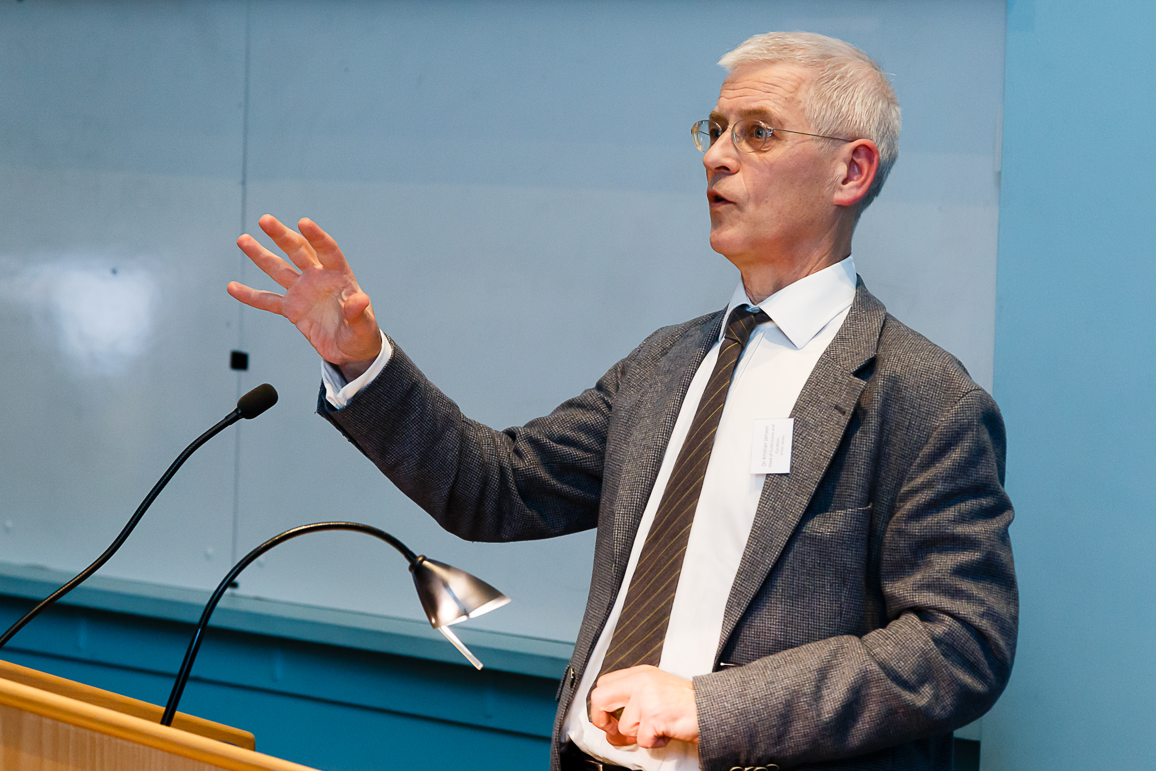 Dr Kristian Jensen - British Library