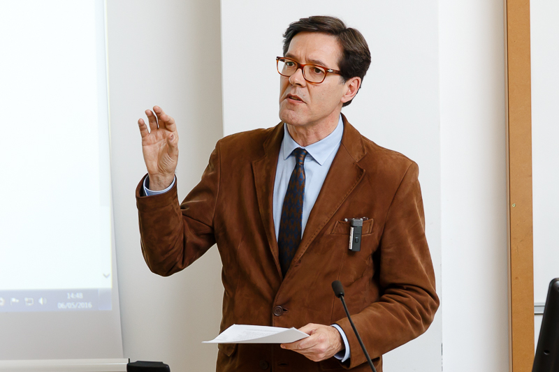 TEEME International Guest Session Rui Carvalho Homem, Professor of English (University of Porto)