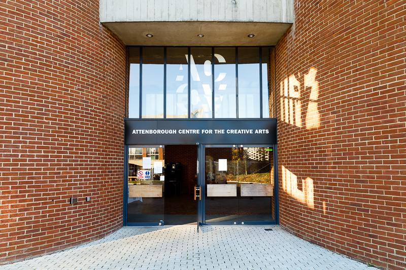 Attenborough Centre for the Creative Arts