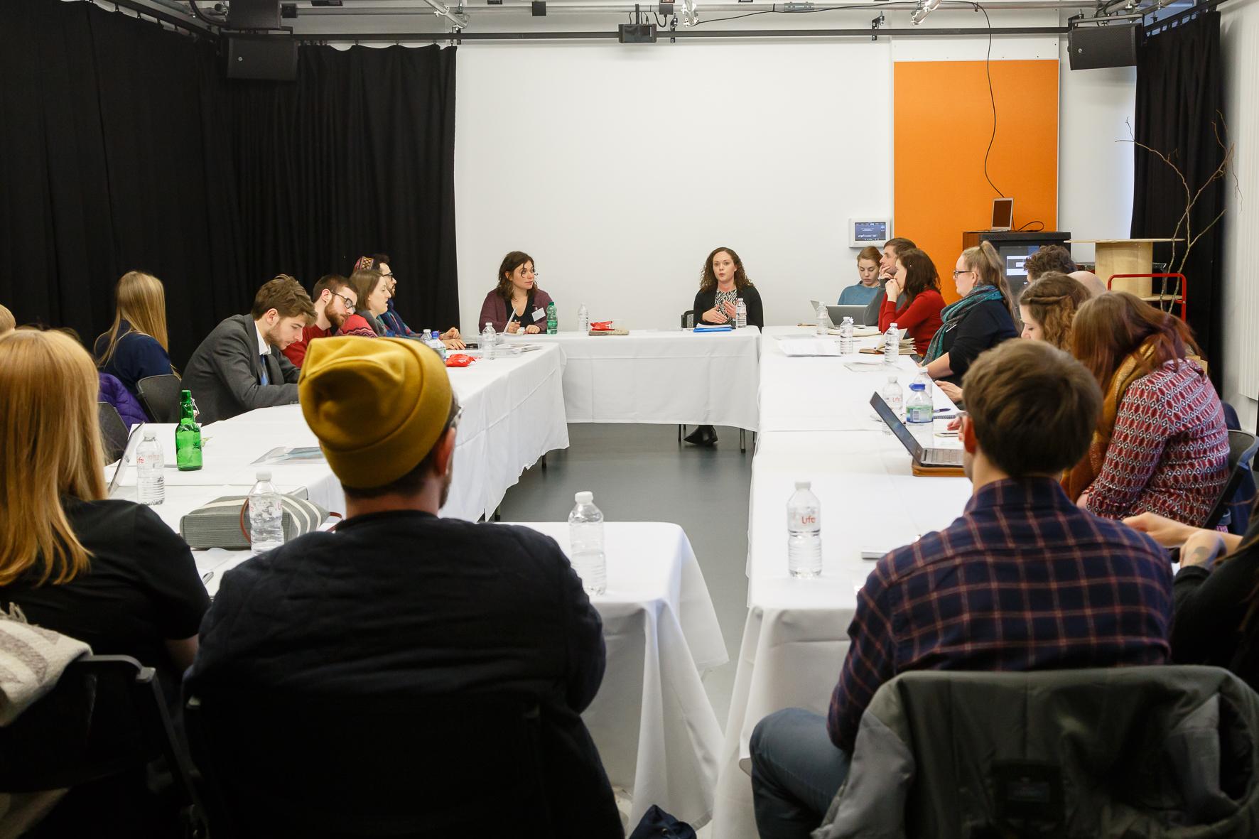 Brief Encounters Editorial Board | Parallel session 1