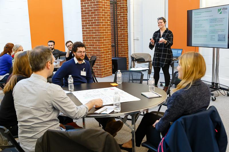 Vitae Workshop | Parallel session 1