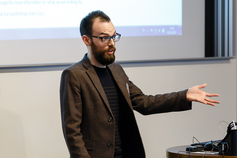 Simon Everett (University of Essex), announcing the opening of the submission windown for his new press - Muscaliet Press. You can read the call  here .